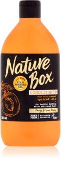 Nature Box Apricot pečující kondicionér pro zdravý lesk