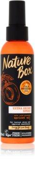 Nature Box Apricot uhlazující sprej pro lesk a hebkost vlasů