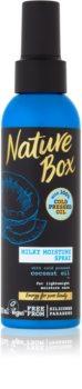 Nature Box Coconut hydratačný sprej na vlasy