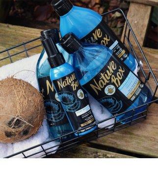 Nature Box Coconut зволожуюче молочко для тіла