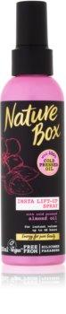 Nature Box Almond spray per capelli volumizzante