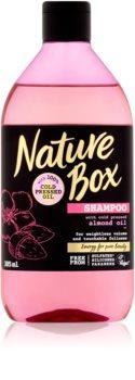 Nature Box Almond шампоан за обем за възобновяване гъстотата на косата