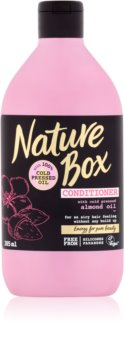 Nature Box Almond balzam za fine in tanke lase