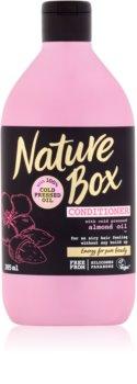 Nature Box Almond kondicionér pre jemné vlasy bez objemu