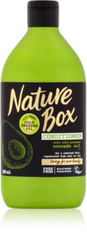 Nature Box Avocado globinsko regeneracijski balzam za lase