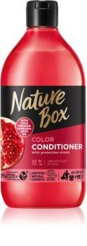 Nature Box Pomegranate odzywka glęboko nawilżająca chroniący kolor