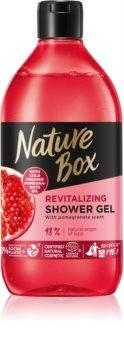 Nature Box Pomegranate energizujúci sprchový gél