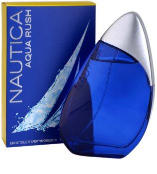 Nautica Aqua Rush eau de toilette para hombre 100 ml