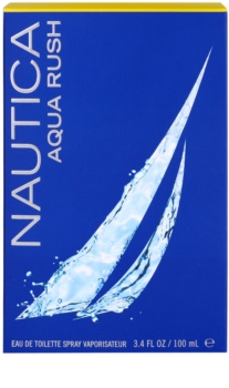 Nautica Aqua Rush toaletná voda pre mužov 100 ml