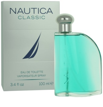 Nautica Classic Eau de Toilette for Men 100 ml