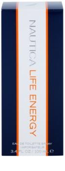 Nautica Life Energy Eau de Toilette voor Mannen 100 ml