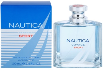 Nautica Voyage Sport Eau de Toilette for Men 100 ml