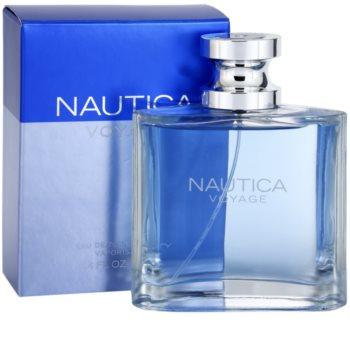 Nautica Voyage toaletna voda za moške 100 ml