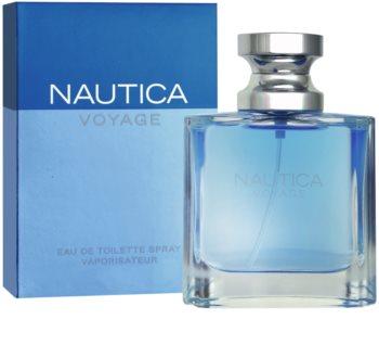 Nautica Voyage Eau de Toilette für Herren 50 ml