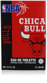 NBA Chicago Bulls eau de toilette pentru barbati 100 ml