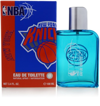 NBA New York Knicks Eau de Toilette for Men 100 ml
