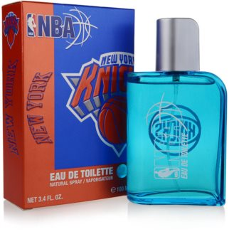 NBA New York Knicks toaletní voda pro muže 100 ml