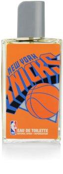 NBA New York Knicks (metal case) eau de toilette pentru barbati 100 ml