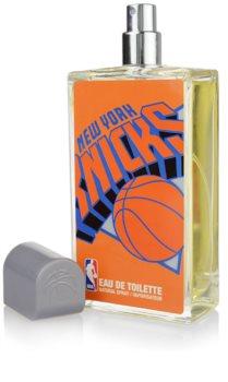 NBA New York Knicks (metal case) eau de toilette per uomo 100 ml