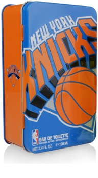 NBA New York Knicks (metal case) Eau de Toilette for Men 100 ml