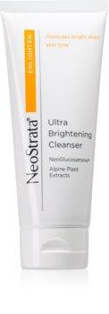 NeoStrata Enlighten posvetlitvena čistilna krema z izvlečki alpskih rastlin