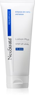 NeoStrata Resurface lait exfoliant et assouplissant visage et corps