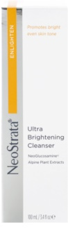 NeoStrata Enlighten Reinigungscreme mit Extrakten aus alpinen Pflanzen für eine strahlende Haut