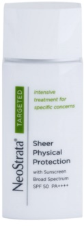 NeoStrata Targeted Treatment minerální ochranný fluid na obličej SPF 50