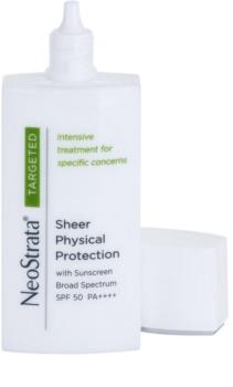 NeoStrata Targeted Treatment mineralni zaščitni fluid za obraz SPF50