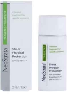 NeoStrata Targeted Treatment minerálny ochranný fluid na tvár SPF 50