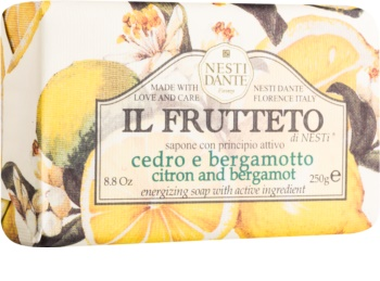 Nesti Dante Il Frutteto Citron and Bergamot Natural Soap