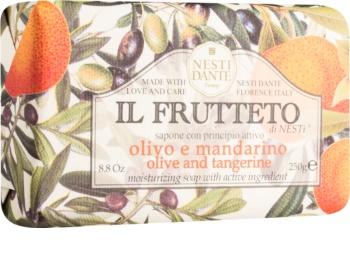 Nesti Dante Il Frutteto Olive and Tangerine přírodní mýdlo