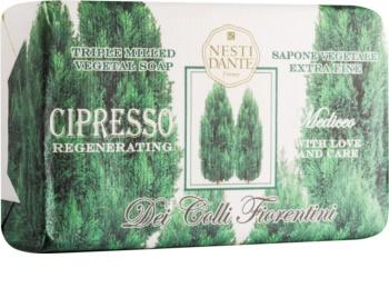 Nesti Dante Dei Colli Fiorentini Cypress Regenerating přírodní mýdlo
