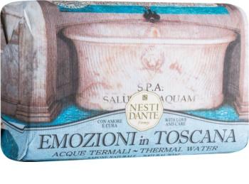 Nesti Dante Emozioni in Toscana Thermal Water Natural Soap