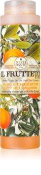 Nesti Dante Il Frutteto Olive and Tangerine gel za prhanje in mehurčkasta kopel