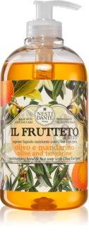 Nesti Dante Il Frutteto Olive and Tangerine рідке мило для рук