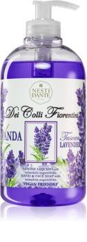 Nesti Dante Dei Colli Fiorentini Lavanda Relaxing sapone liquido per le mani con dosatore