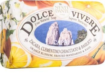 Nesti Dante Dolce Vivere Capri přírodní mýdlo