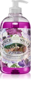 Nesti Dante Dolce Vivere Portofino рідке мило для рук
