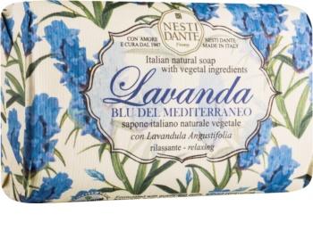Nesti Dante Lavanda Blu del Mediterraneo přírodní mýdlo