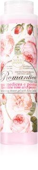 Nesti Dante Romantica Florentine Rose and Peony Gel de dus si spuma de baie