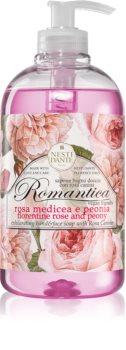 Nesti Dante Romantica Florentine Rose and Peony рідке мило для рук