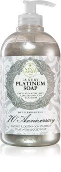 Nesti Dante Platinum tekoče milo za roke z dozirno črpalko