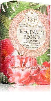 Nesti Dante Regina Di Peonie extra jemné přírodní mýdlo