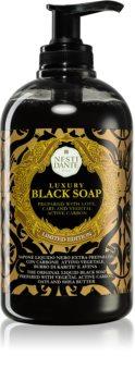 Nesti Dante Black sapun lichid cu pompa