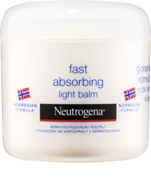 Neutrogena Norwegian Formula® Deep Moisture rychle se vstřebávající tělový balzám