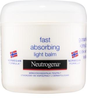 Neutrogena Norwegian Formula® Deep Moisture schnell einziehendes Körperbalsam