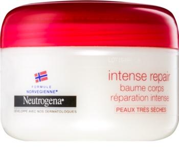 Neutrogena Norwegian Formula® Intense Repair balsam de corp cu efect intens de regenerare pentru piele foarte uscata
