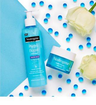 Neutrogena Hydro Boost® Face odličovací mléko