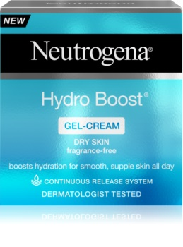 Neutrogena Hydro Boost® Face hydratační pleťový krém